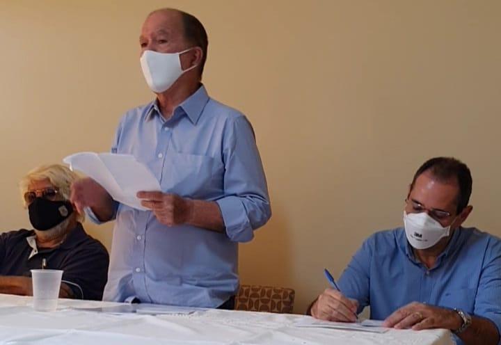 Governo do Estado apresenta potencial mineral do Vale do Paramirim a prefeitos
