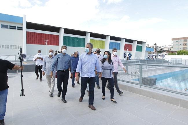 Governador anuncia investimento de R$1 bilhão em reforma de escolas na Bahia