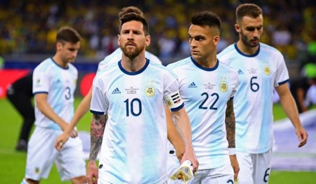 Argentina confirma participação na Copa América no Brasil