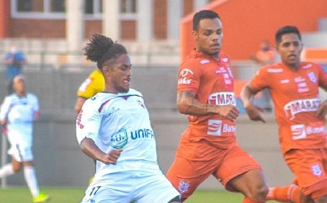 Bahia de Feira empata em 1 a 1 com o Sergipe na estreia da Série D
