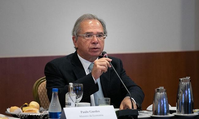 """Guedes: """"Redução da tarifa do Mercosul vai aliviar a inflação"""""""