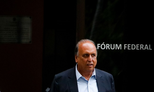 Ex-governador do RJ, Pezão é condenado a 98 anos de prisão por corrupção