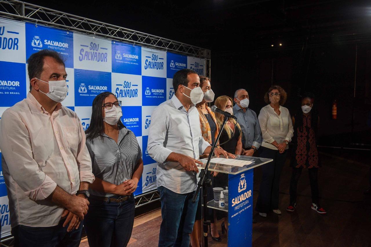 Projeto Sou Salvador qualificará quase 500 ambulantes do Centro Histórico