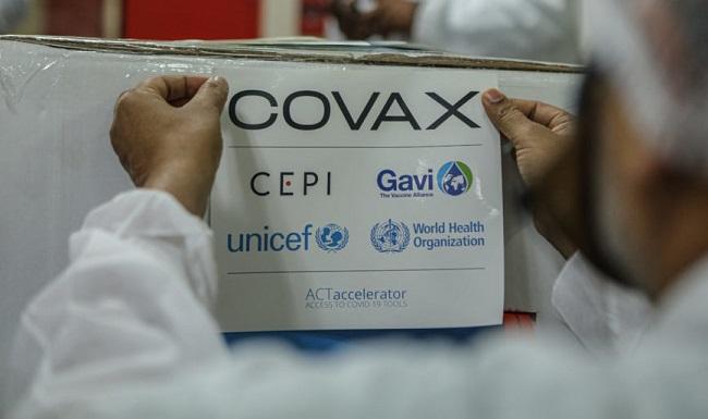 Meta de entrega de vacinas para Covax em 2021 é reduzida