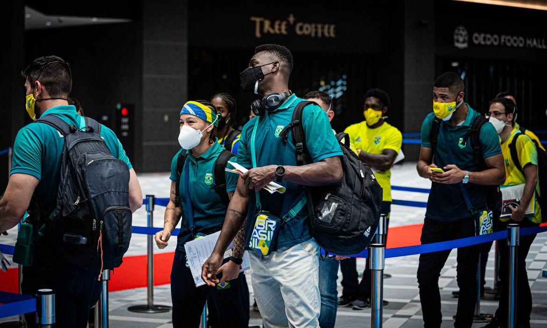 Brasil vai disputar 35 das 50 modalidades das Olimpíadas de Tóquio