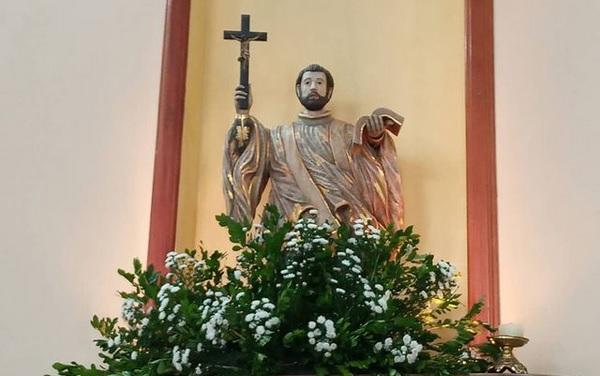 Paróquia de Santana do Rio Vermelho terá Missa a São Francisco Xavier no dia 03