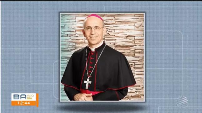 Dom Giovanni Crippa é nomeado Bispo da Arquidiocese de Ilhéus
