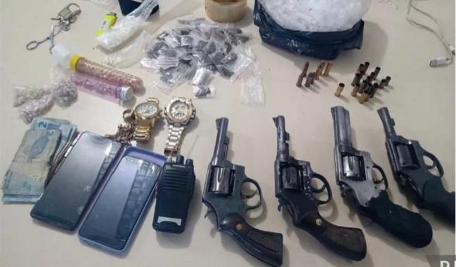 Três morrem em tiroteio com a PM em Valéria e outros quatro na Cidade Nova