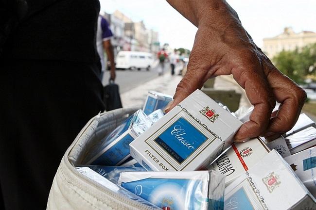 PF e MPF apuram contrabando de cigarros paraguaios na Bahia
