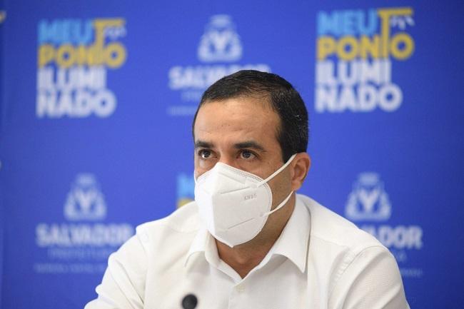 Bruno Reis pede ao Itaú que reveja decisão de fechar o Cine Glauber Rocha