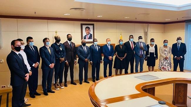 OEC vai construir terminal marítimo de US$ 499 milhões em Angola