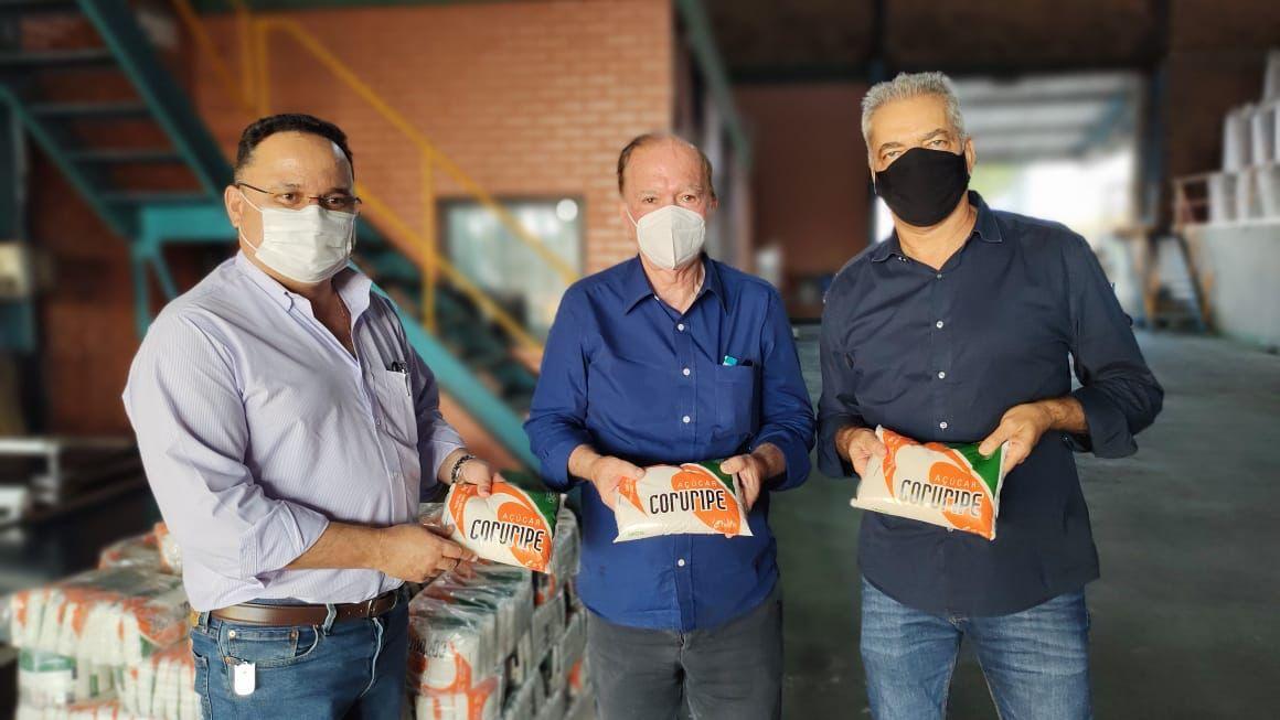 Leão apresenta Polo Agroindustrial Baiano a usineiros de Alagoas