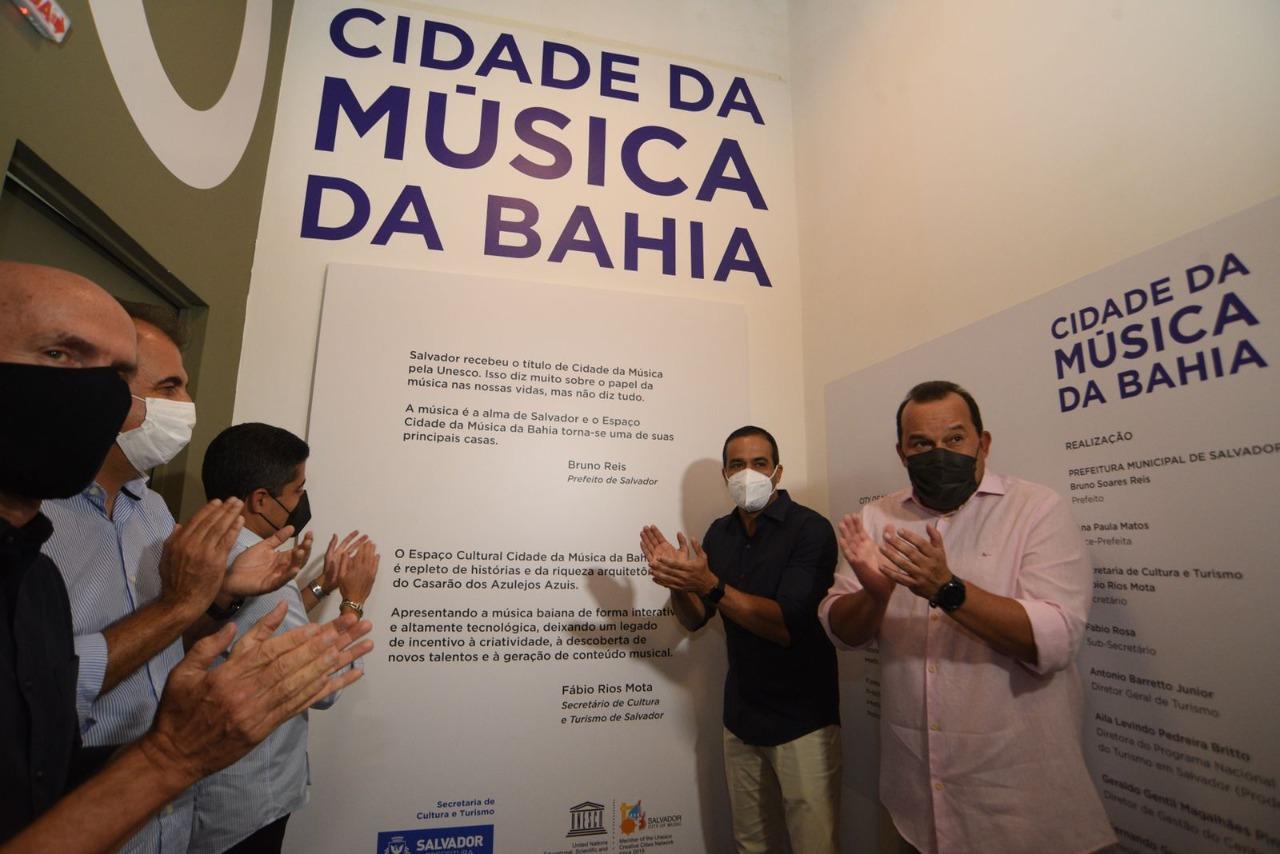 Cidade da Música reforçará projeção de Salvador no Brasil e no mundo