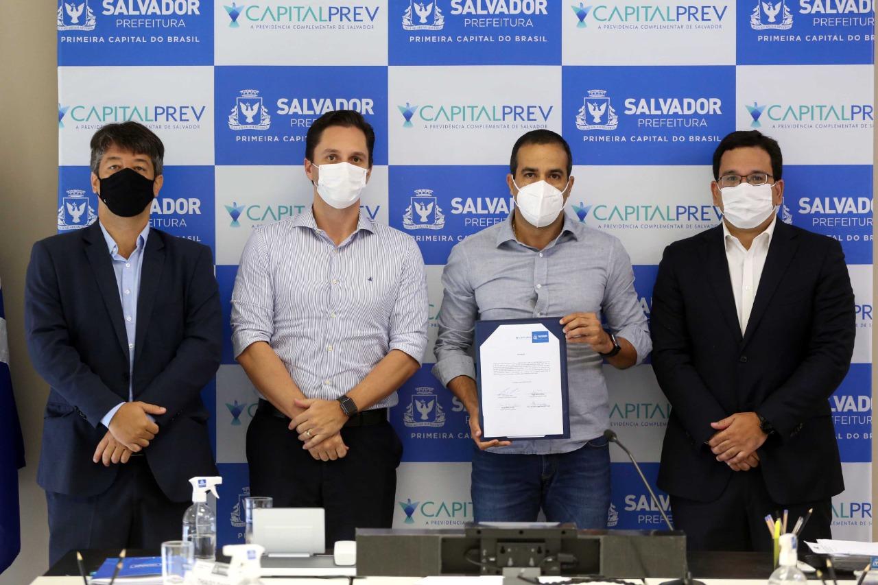 Prefeitura de Salvador inicia implantação de previdência complementar para servidores