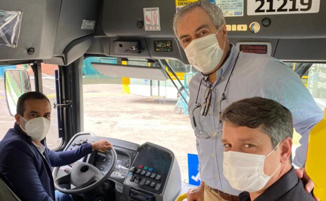 Frota de Salvador terá mais 169 ônibus com ar condicionado