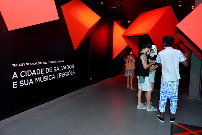 Cidade da Música da Bahia já registra 3 mil visitantes agendados