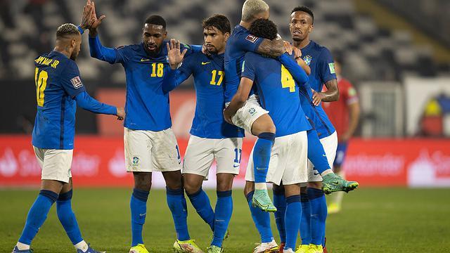 Brasil vence o Chile por 1 a 0 pelas Eliminatórias da Copa; veja o gol