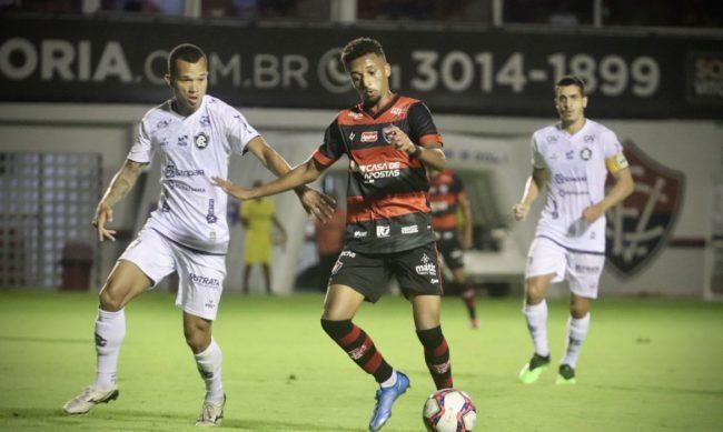 Série B: Vitória perde para o Remo por 2 a 1 no Barradão; veja os gols