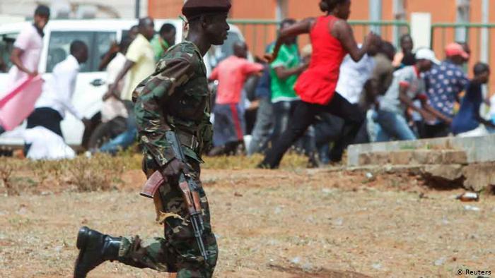 Golpe de Estado cancela jogo entre Guiné e Marrocos pelas Eliminatórias da Copa