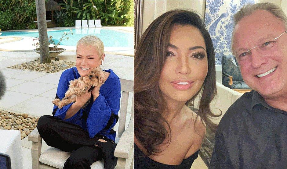 Cantora de pagode e bilionário compram mansão de Xuxa por US$ 8,7 milhões