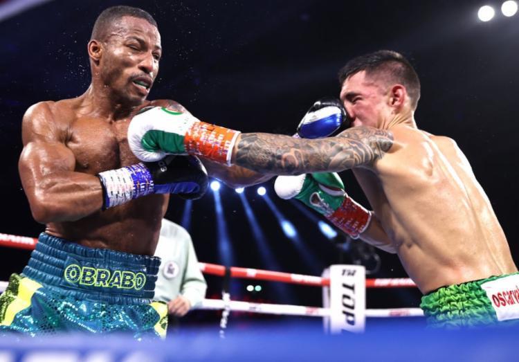 Robson Conceição perde disputa pelo título mundial de boxe