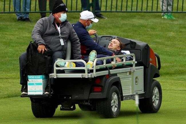 """Ator do elenco de """"Harry Potter"""" passa mal durante jogo de golfe"""