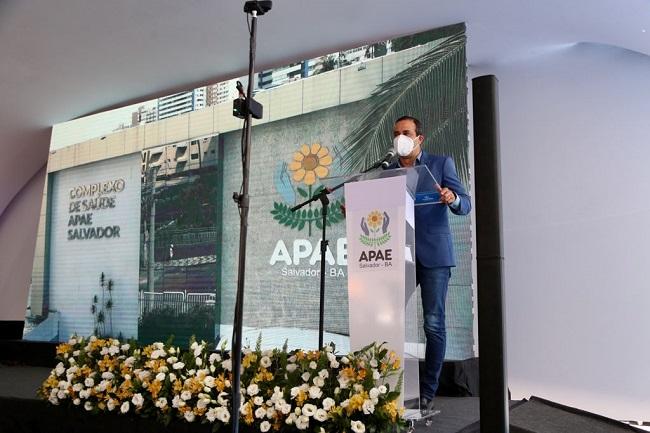 Novo complexo de saúde ampliará serviços da Apae em Salvador