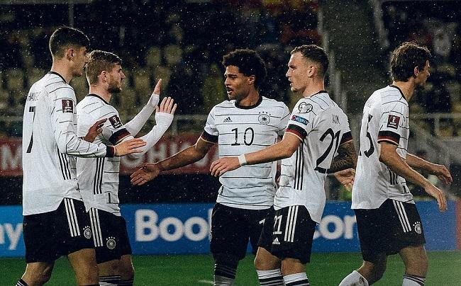 Alemanha é primeira seleção a conquistar vaga na Copa de 2022