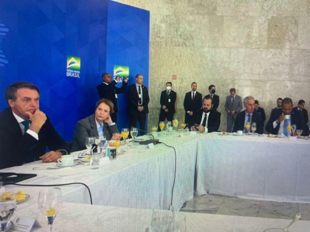 Encontro da FPA com Bolsonaro sinaliza que PL 490 vai sair da gaveta
