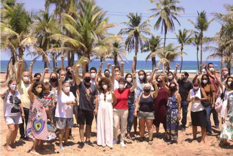 Vereadores têm encontro com moradores de Stella Maris e Praia do Flamengo