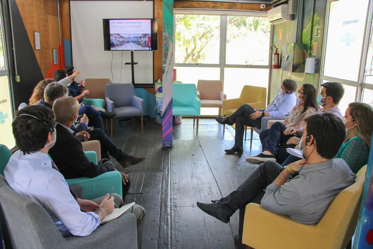 Prefeitura e agência francesa discutem mobilidade e sustentabilidade em Salvador